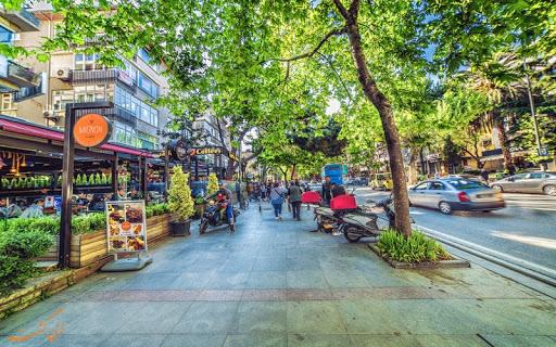 خیابان ترکیه
