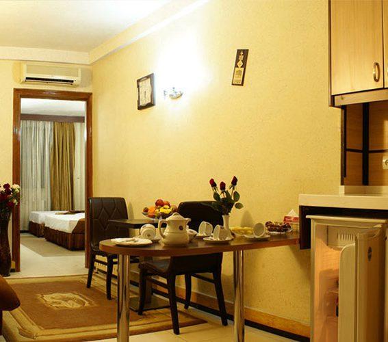 هتل ابریشم مشهد3
