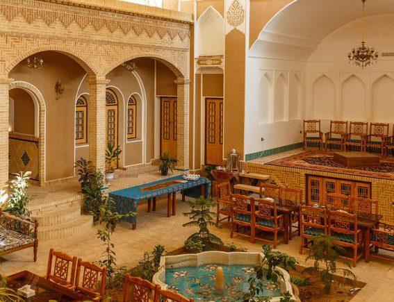 هتل سنتی پارس يزد2