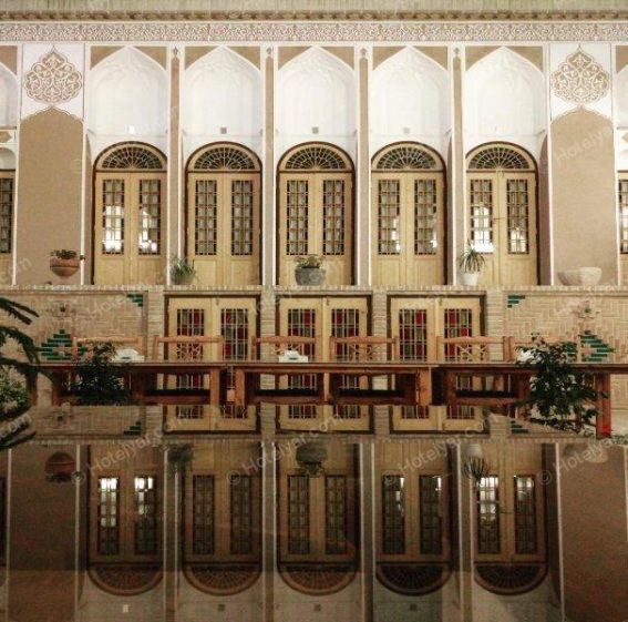 هتل سنتی پارس يزد4