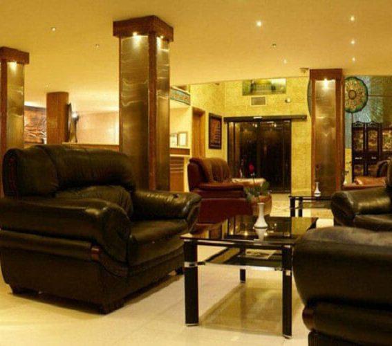 هتل ابریشم مشهد1