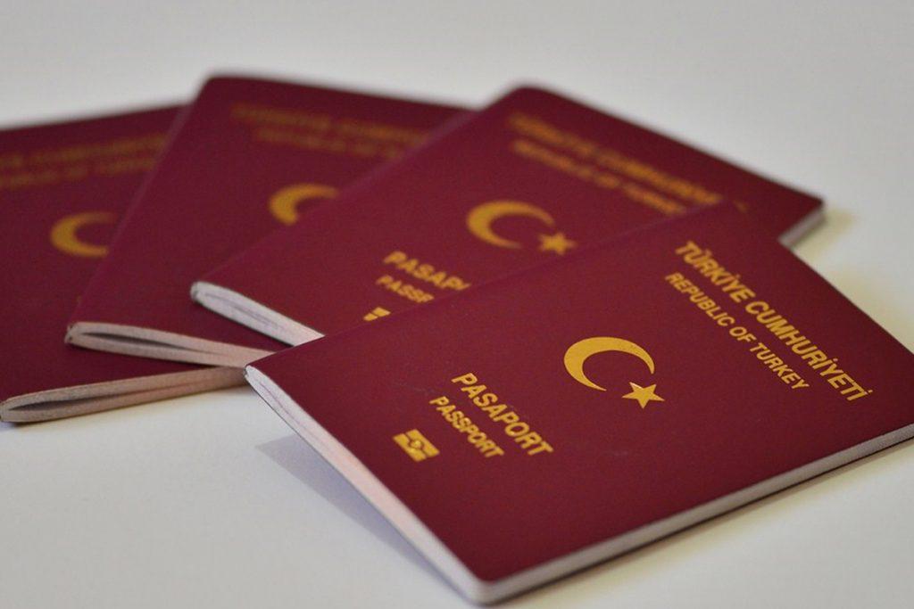 شهروندی ترکیه