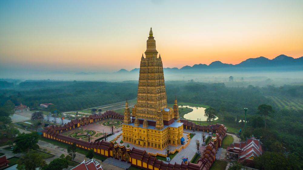 معبد بزرگ تایلند