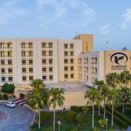 هتل هما بندر عباس9