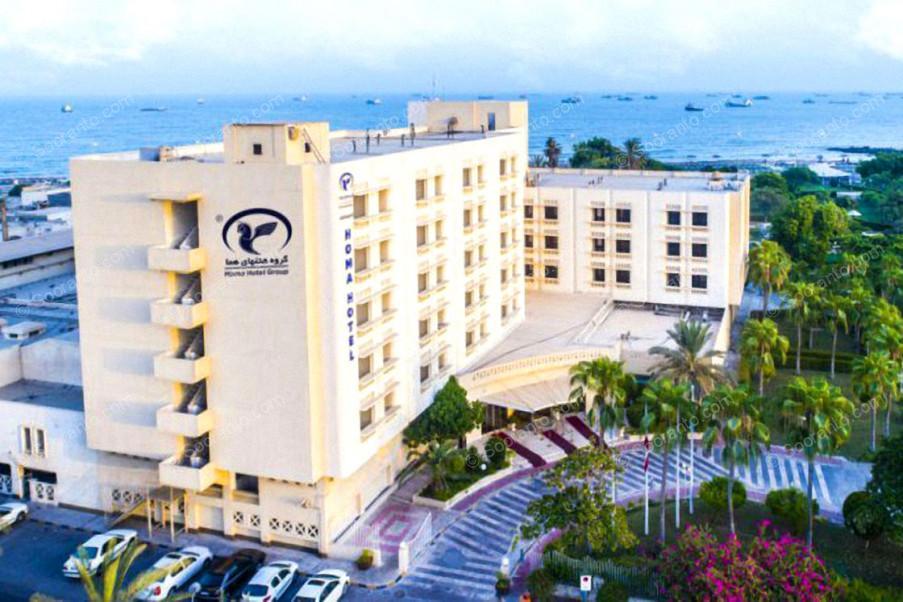 هتل هما بندر عباس90