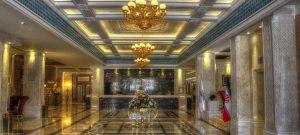 هتل زندیه شیراز قوی سیاه