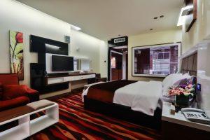 هتل کوثر قوی سیاه