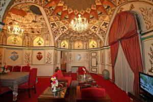 هتل عباسی قوی سیاه