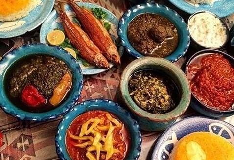 غذای ترکمنستان
